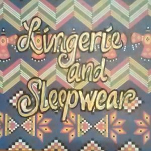 Other - Lingerie and sleepwear